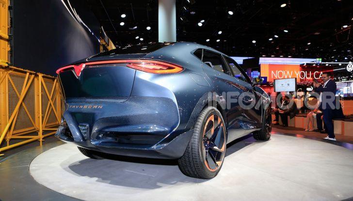 Cupra Tavascan Concept, il SUV coupé 100% elettrico - Foto 13 di 26