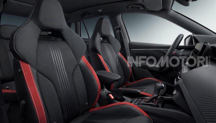 Skoda Kamiq Monte Carlo: il city SUV boemo è tutto nuovo - Foto 4 di 5