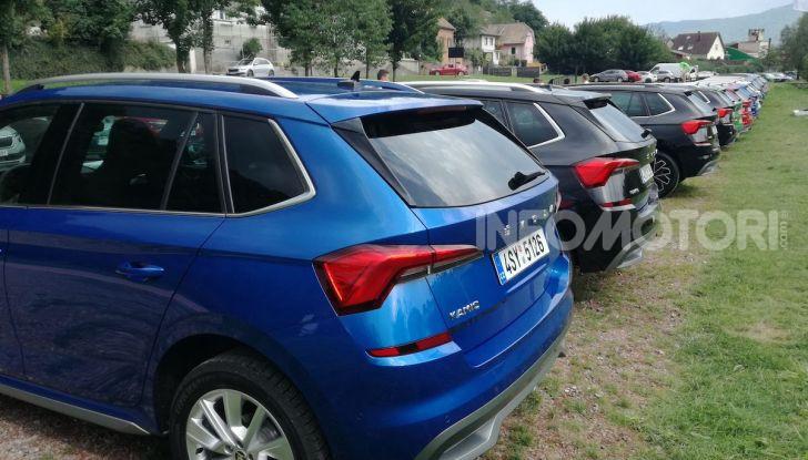 Prova su strada Skoda Kamiq: il terzo elemento della gamma SUV - Foto 30 di 39
