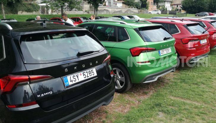Prova su strada Skoda Kamiq: il terzo elemento della gamma SUV - Foto 32 di 39