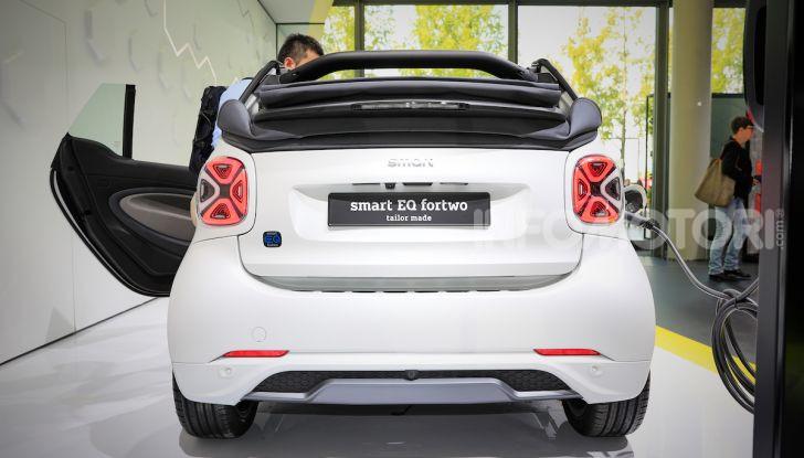 Smart 2020, solo elettrica: ancora più tecnologica ma senza emissioni - Foto 11 di 38