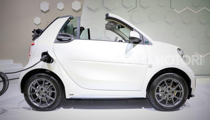 Smart 2020, solo elettrica: ancora più tecnologica ma senza emissioni - Foto 16 di 38