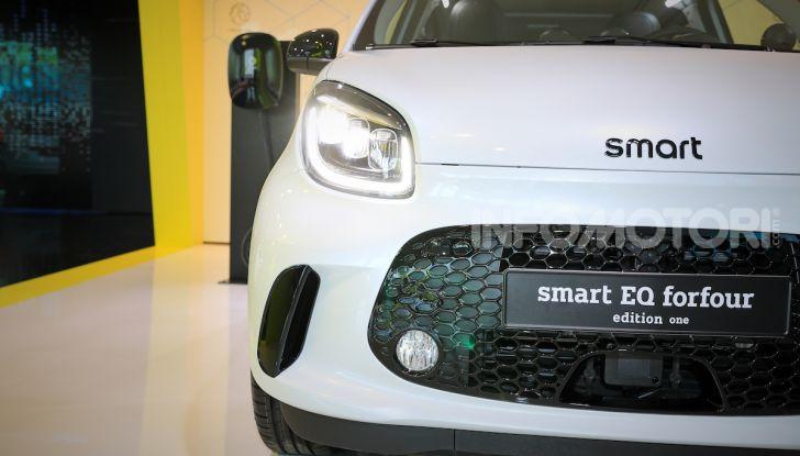 Smart 2020, solo elettrica: ancora più tecnologica ma senza emissioni - Foto 22 di 38