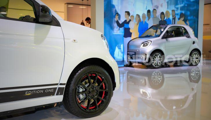 Smart 2020, solo elettrica: ancora più tecnologica ma senza emissioni - Foto 23 di 38