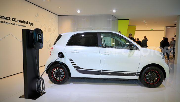 Smart 2020, solo elettrica: ancora più tecnologica ma senza emissioni - Foto 24 di 38