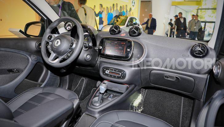 Francoforte 2019, tutte le nuove auto elettriche presentate al Salone - Foto 8 di 64