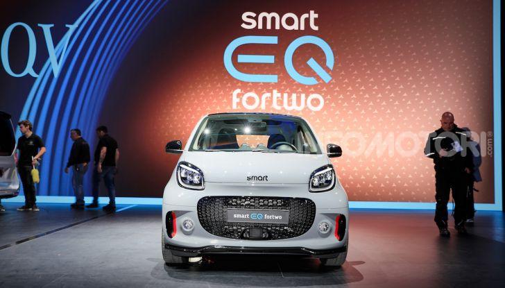 Smart 2020, solo elettrica: ancora più tecnologica ma senza emissioni - Foto 34 di 38