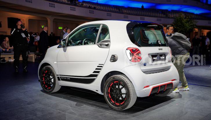 Francoforte 2019, tutte le nuove auto elettriche presentate al Salone - Foto 7 di 64