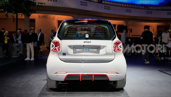 Francoforte 2019, tutte le nuove auto elettriche presentate al Salone - Foto 5 di 64