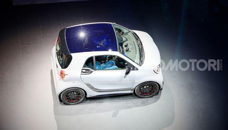 Francoforte 2019, tutte le nuove auto elettriche presentate al Salone - Foto 6 di 64