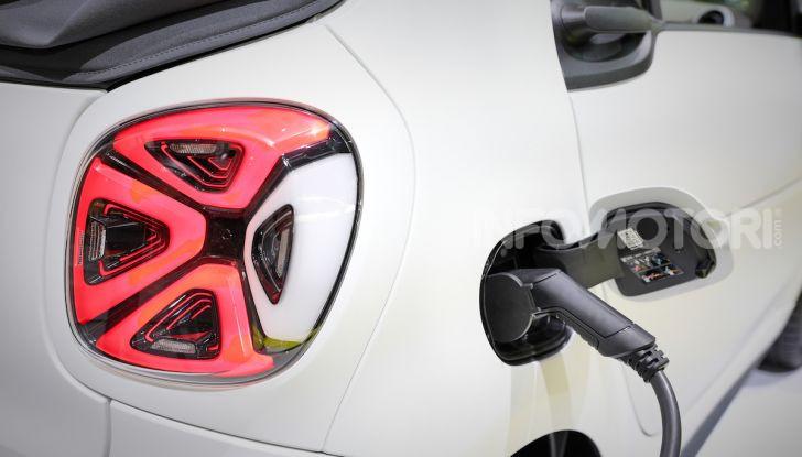 Smart 2020, solo elettrica: ancora più tecnologica ma senza emissioni - Foto 9 di 38