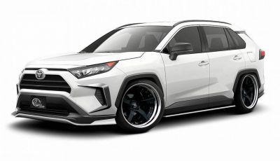 Toyota RAV4: arriva la versione tuning firmata Kuhl Racing
