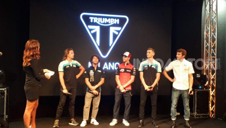 Triumph fa di Milano la sua punta di diamante - Foto 8 di 19