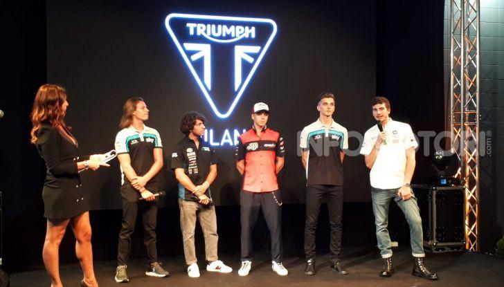 Triumph fa di Milano la sua punta di diamante - Foto 9 di 19