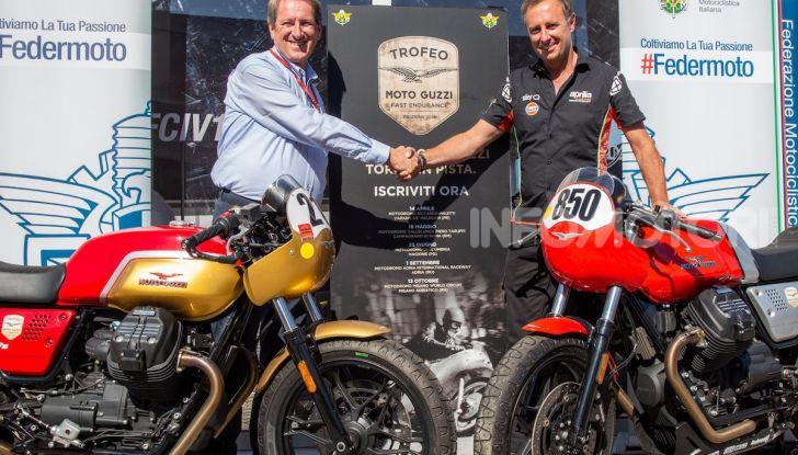 Misano ospita l'ultima tappa del Trofeo Moto Guzzi Fast Endurance - Foto 1 di 4