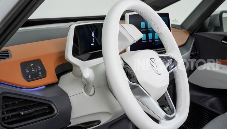 Volkswagen ID.3 R, la compatta elettrica dalle alte prestazioni - Foto 12 di 47