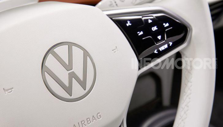 Volkswagen ID.3 R, la compatta elettrica dalle alte prestazioni - Foto 14 di 47