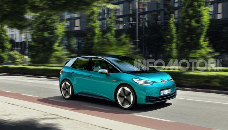 Volkswagen ID.3 R, la compatta elettrica dalle alte prestazioni - Foto 15 di 47