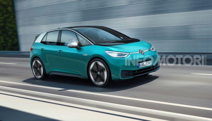 Volkswagen ID.3 R, la compatta elettrica dalle alte prestazioni - Foto 17 di 47