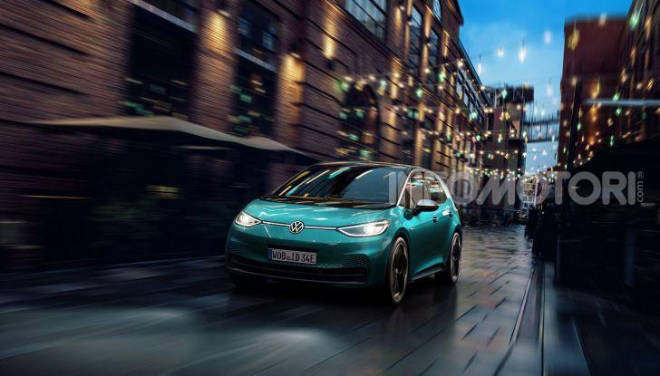 Volkswagen ID.3 R, la compatta elettrica dalle alte prestazioni - Foto 20 di 47