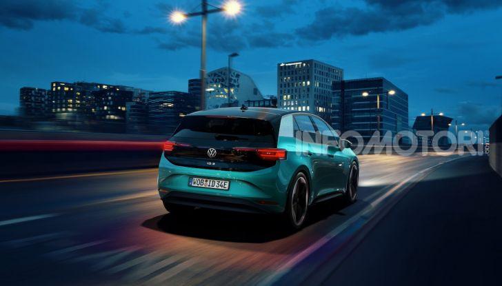 Volkswagen ID.3 R, la compatta elettrica dalle alte prestazioni - Foto 22 di 47