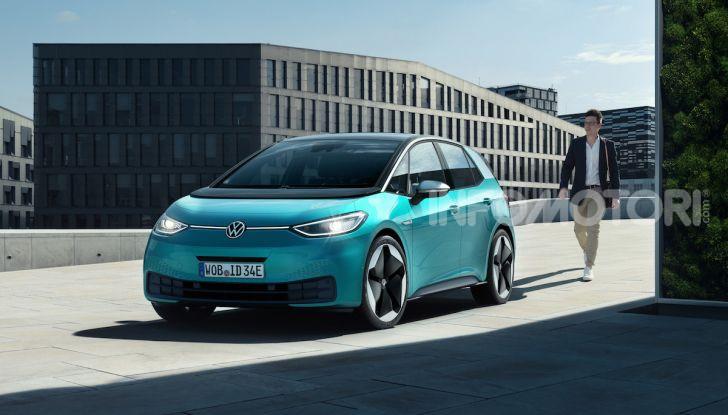 Volkswagen ID.3 R, la compatta elettrica dalle alte prestazioni - Foto 23 di 47