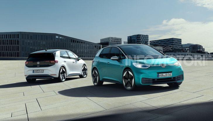 Volkswagen ID.3 R, la compatta elettrica dalle alte prestazioni - Foto 25 di 47