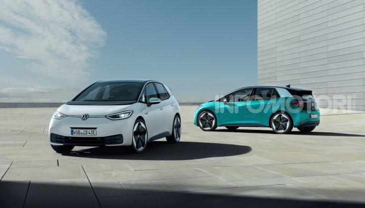 Volkswagen ID.3 R, la compatta elettrica dalle alte prestazioni - Foto 26 di 47