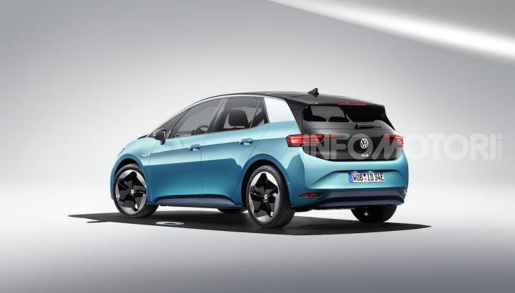 Volkswagen ID.3 R, la compatta elettrica dalle alte prestazioni - Foto 3 di 47