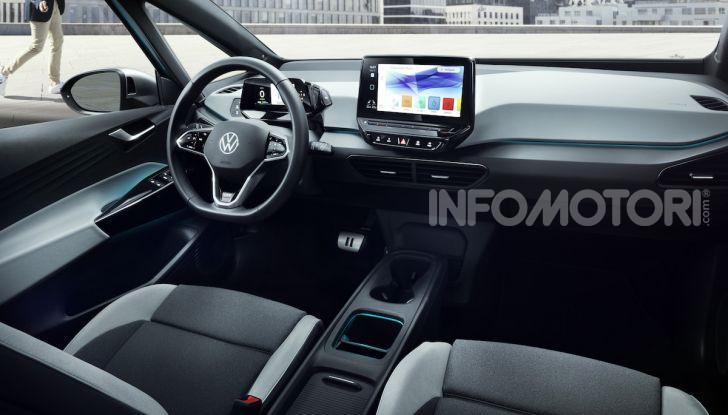 Volkswagen ID.3 R, la compatta elettrica dalle alte prestazioni - Foto 31 di 47
