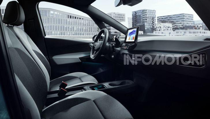 Volkswagen ID.3 R, la compatta elettrica dalle alte prestazioni - Foto 33 di 47