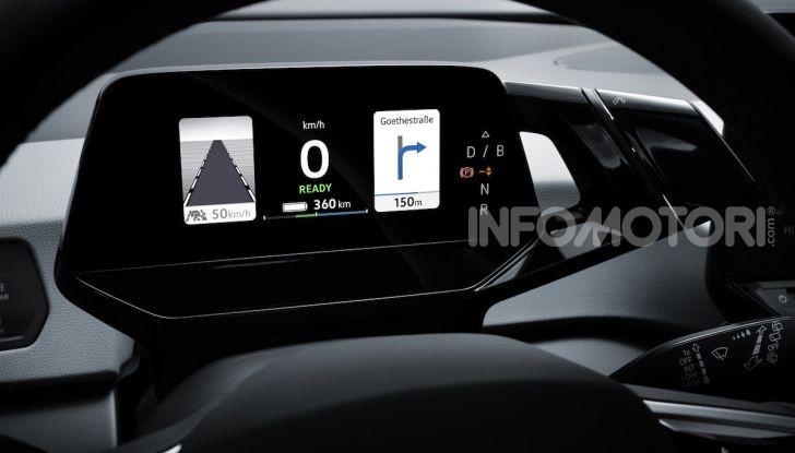 Volkswagen ID.3 R, la compatta elettrica dalle alte prestazioni - Foto 34 di 47