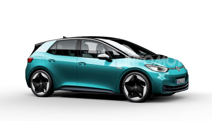 Volkswagen ID.3 R, la compatta elettrica dalle alte prestazioni - Foto 38 di 47