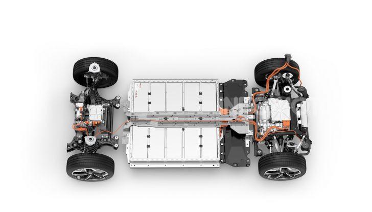 Volkswagen ID.3 R, la compatta elettrica dalle alte prestazioni - Foto 44 di 47