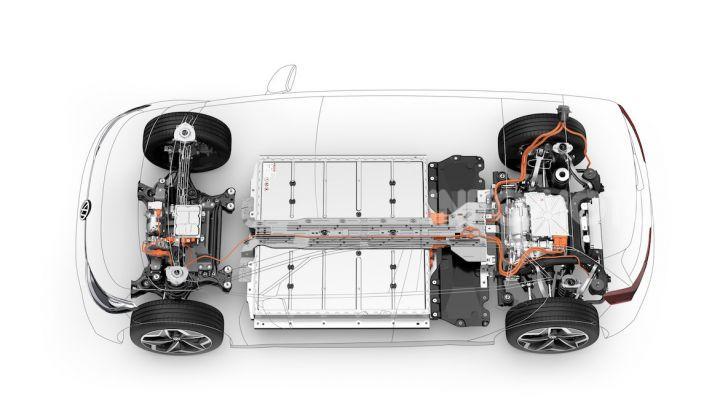 Volkswagen ID.3 R, la compatta elettrica dalle alte prestazioni - Foto 45 di 47