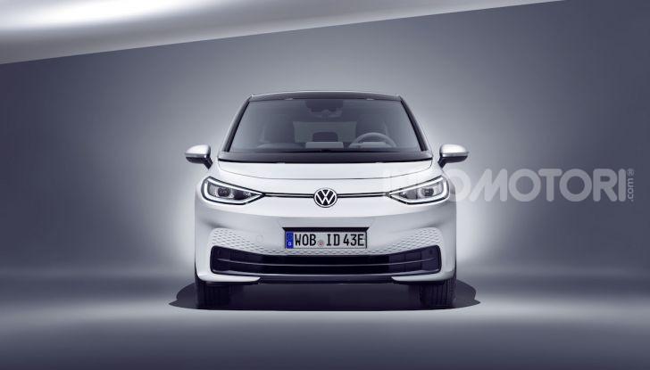 Volkswagen ID.3 R, la compatta elettrica dalle alte prestazioni - Foto 5 di 47