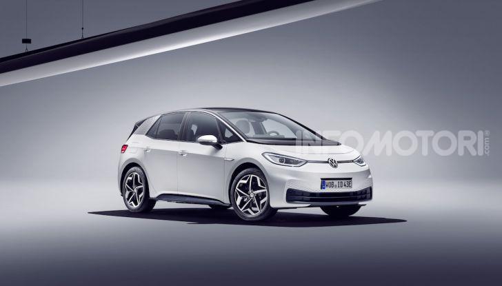 Volkswagen ID.3 R, la compatta elettrica dalle alte prestazioni - Foto 6 di 47