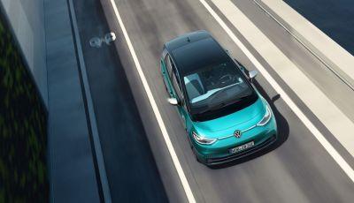 Volkswagen ID.3 R, la compatta elettrica dalle alte prestazioni