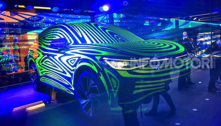 ID.4, il SUV elettrico secondo Volkswagen - Foto 21 di 30