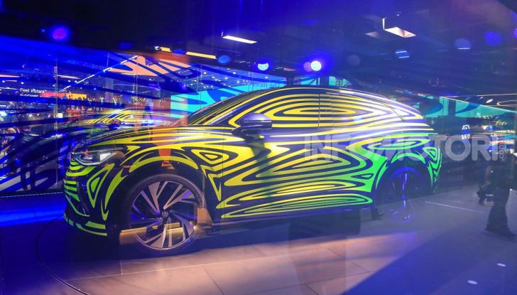 ID.4, il SUV elettrico secondo Volkswagen - Foto 25 di 30