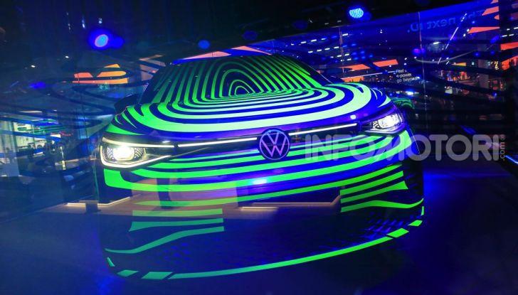 ID.4, il SUV elettrico secondo Volkswagen - Foto 6 di 30
