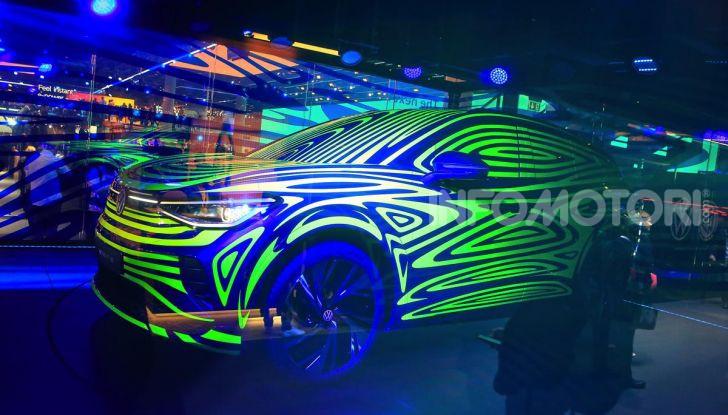 ID.4, il SUV elettrico secondo Volkswagen - Foto 10 di 30