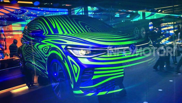 ID.4, il SUV elettrico secondo Volkswagen - Foto 20 di 30