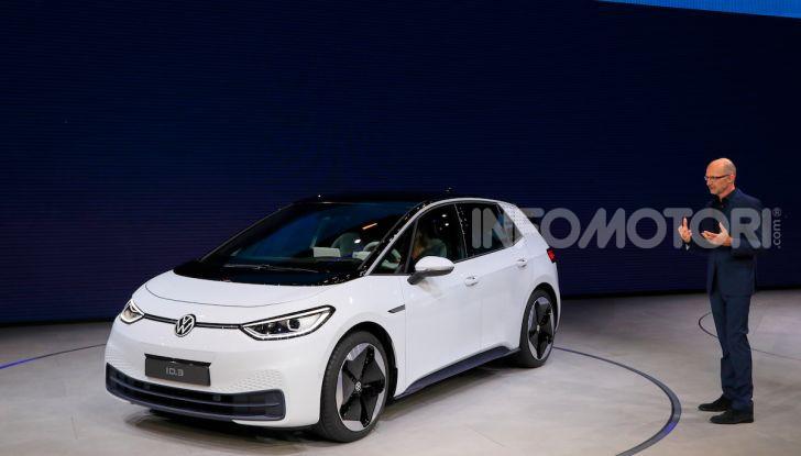 Volkswagen: la gamma ID in versione sportiva GTX - Foto 16 di 34