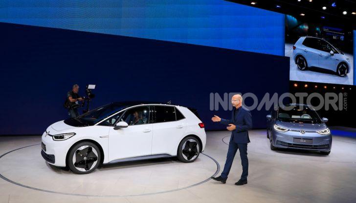 Volkswagen ID.3, la prima elettrica della famiglia ID VW - Foto 19 di 34