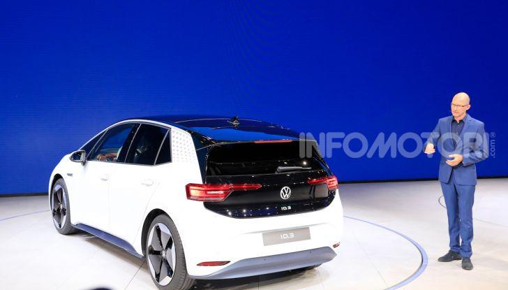 Francoforte 2019, tutte le nuove auto elettriche presentate al Salone - Foto 36 di 64