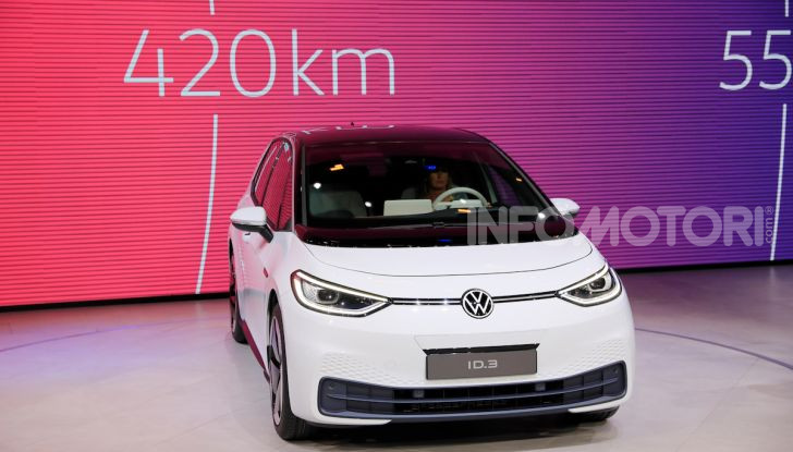 Volkswagen: la gamma ID in versione sportiva GTX - Foto 25 di 34