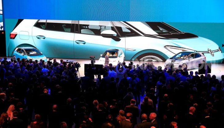 Volkswagen: la gamma ID in versione sportiva GTX - Foto 30 di 34