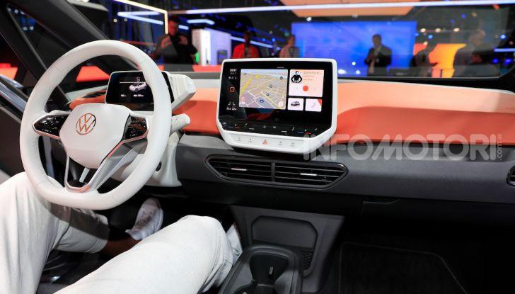 Francoforte 2019, tutte le nuove auto elettriche presentate al Salone - Foto 35 di 64