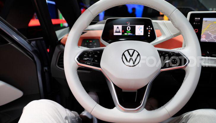 Volkswagen ID.3, la prima elettrica della famiglia ID VW - Foto 7 di 34